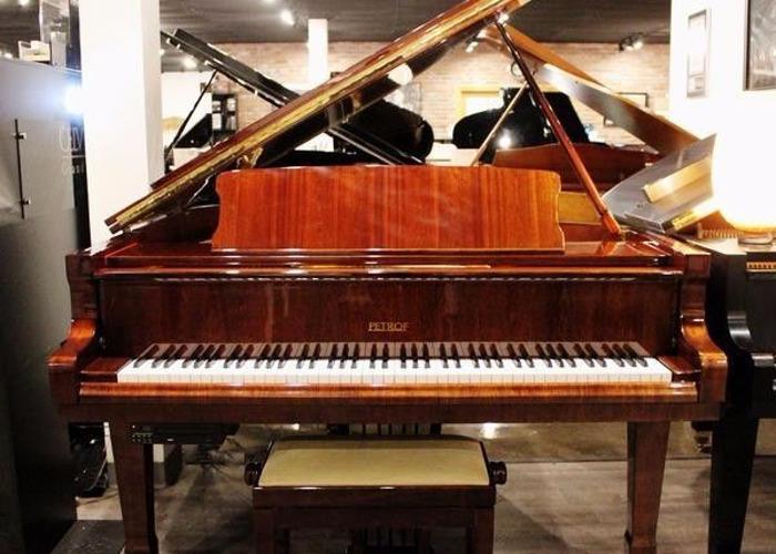 Baby Grand Piano - 1