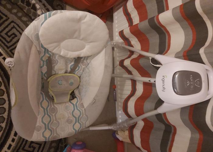 baby ingenuity swing(mothercare) - 2