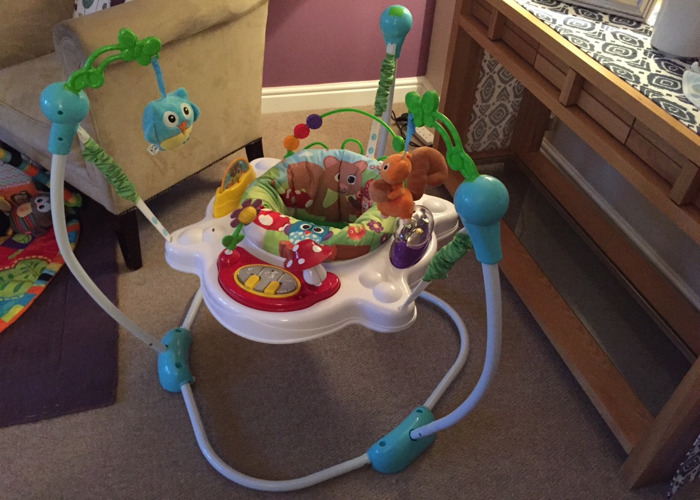 Baby Jumperoo Bouncer - 1