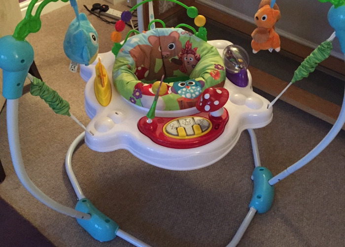 Baby Jumperoo Bouncer - 2
