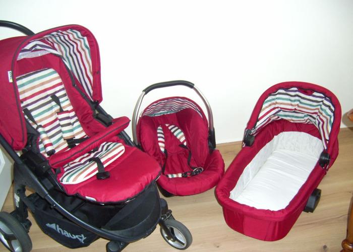 Baby travel system - 2