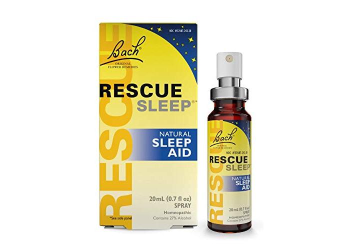 Bach Rescue Remedy Sleep Supplement, 20 ml, 0.7 Fluid Ounce - 2
