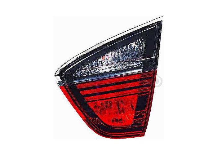 Back Rear Tail Light inner right darkline blackline For BMW 3 Series E90 Saloon - 1