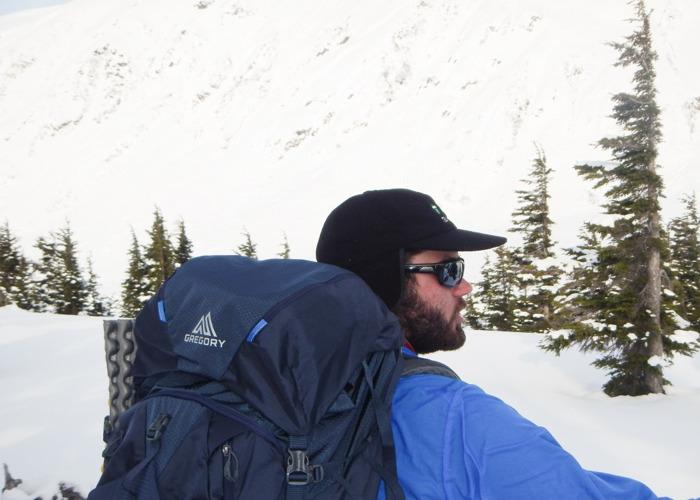 65L Backpacking Pack - Hiking camping thru-hiking backpack - 1