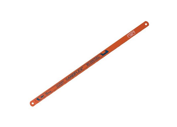 Bahco 3906-300-18-10P Sandflex Hacksaw Blades 300mm 12 x 18 Pack 10 - 1