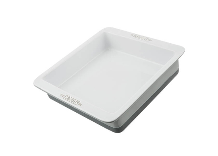 Bakehouse & Co 28cm Ceramic Square Roasting Dish - 1