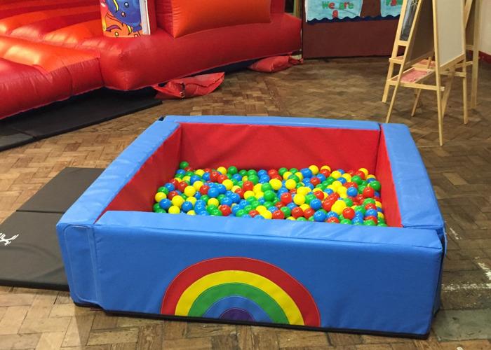 Ball pond (soft play) - 2