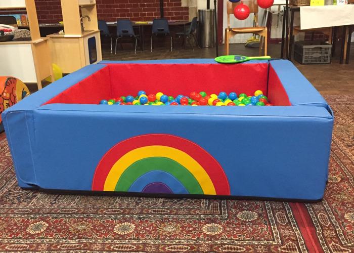 Ball pond (soft play) - 1