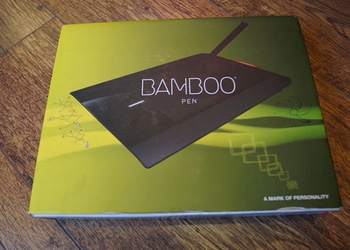 Bamboo Graphic Design Tablet Pen and Touch - 2