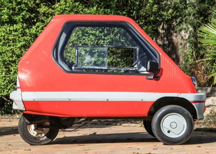 Bamby Tricycle (1984) - 2