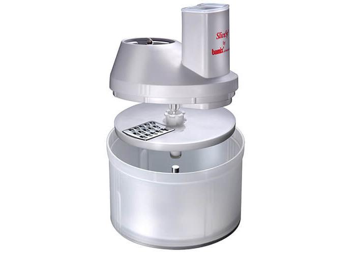 Bamix Superbox Blender, 200 W, Red - 2