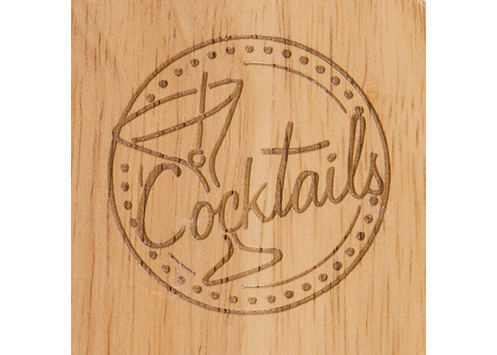 Bar Wooden Board Cocktails - 2