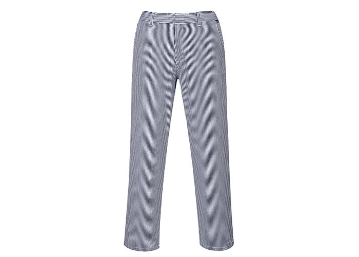 Barnet Chefs Trousers  Check  Medium  R - 1