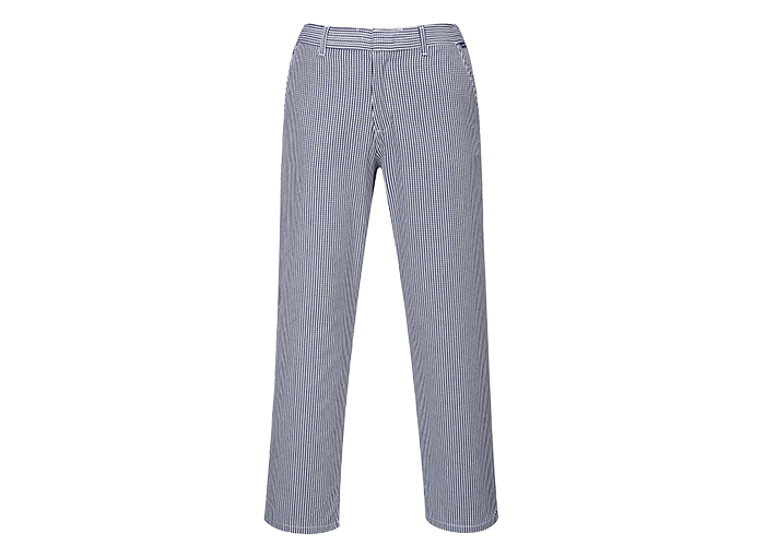 Barnet Chefs Trousers  Check  Small  R - 1