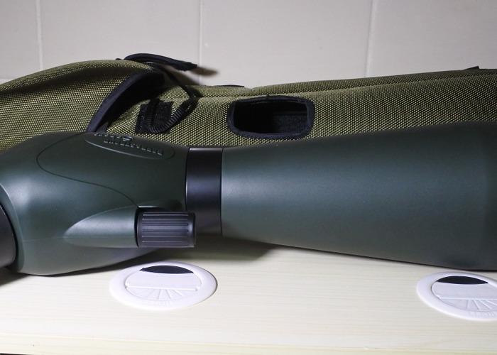Barr and Stroud 'Sahara' 20-60x80 Spotting Scope  - 2