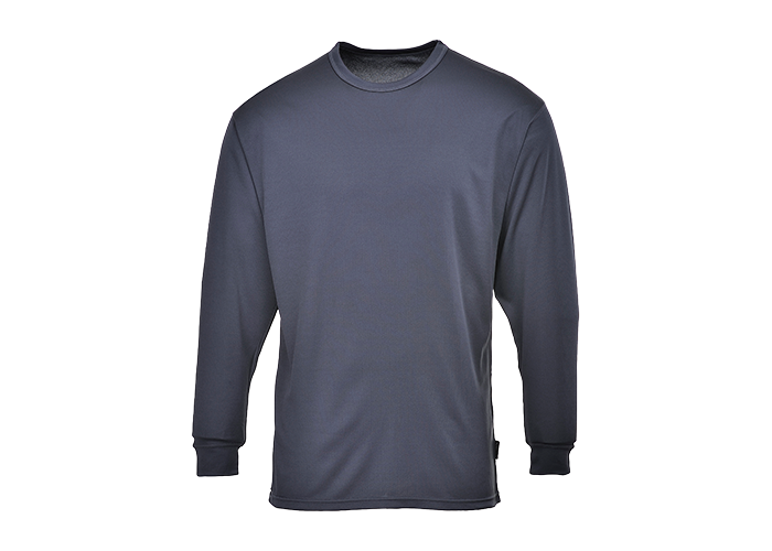 Base Layer Thermal Top L/S  Charcoal  Medium  A - 1