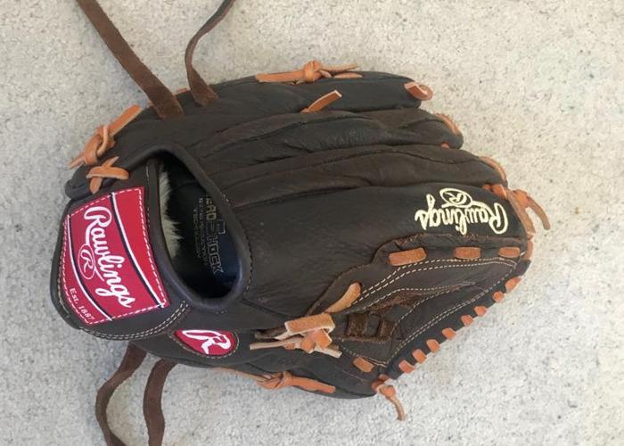 Baseball Glove - 1