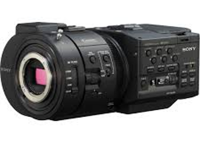 Basic Sony FS-700 Package - 2