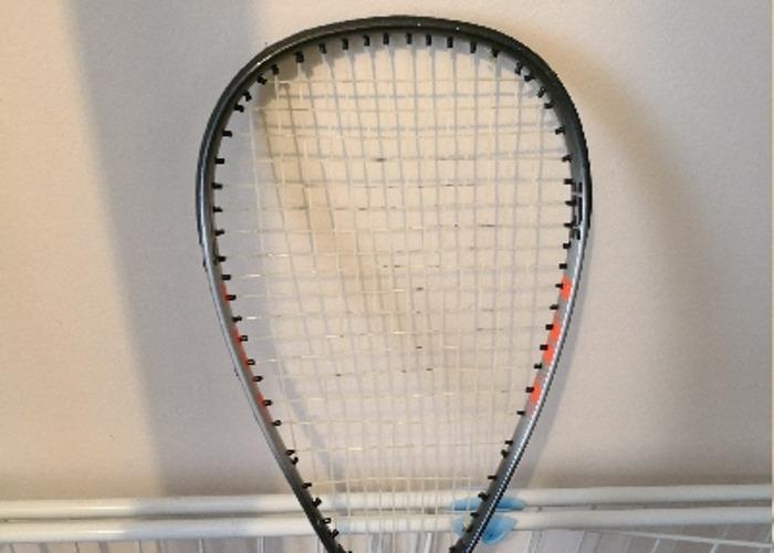 basic squash racquet - 1