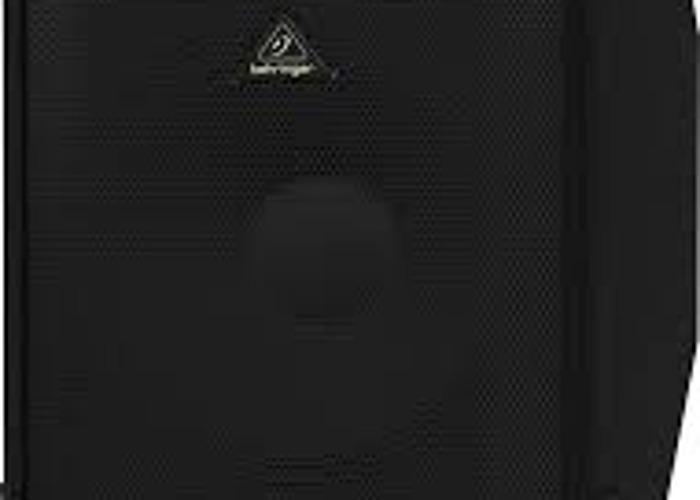 Bass Amp Speaker - 1