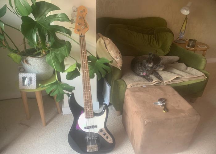 Bass guitar - 1