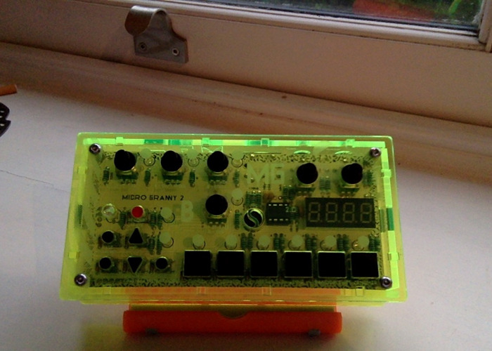 Bastl Microgranny 2.0 Granular Sampler - 1