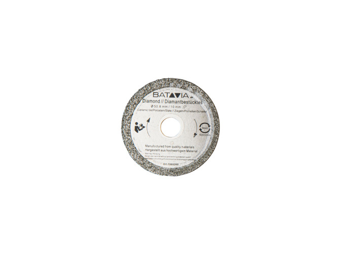 Batavia XXL Speed Saw 50mm Diamond Saw Blade - 1