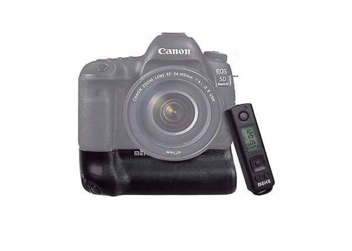 Battery Grip for Canon 5D Mark IV - 2