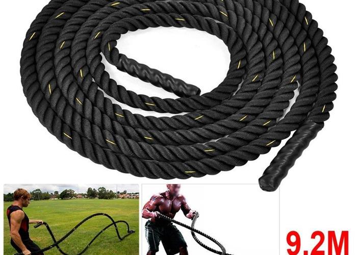 Battle Ropes - 1