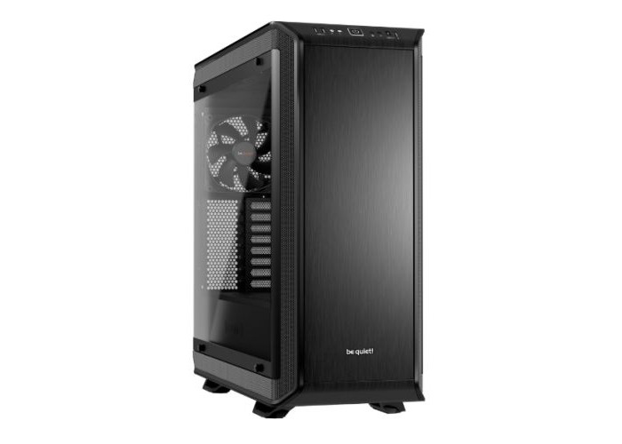 Be Quiet! Dark Base Pro 900 Rev2 Gaming Case, E-ATX, No PSU, PSU Shroud, 3 x SilentWings 3 Fans, LEDs, Wireless Charger, Black - 1