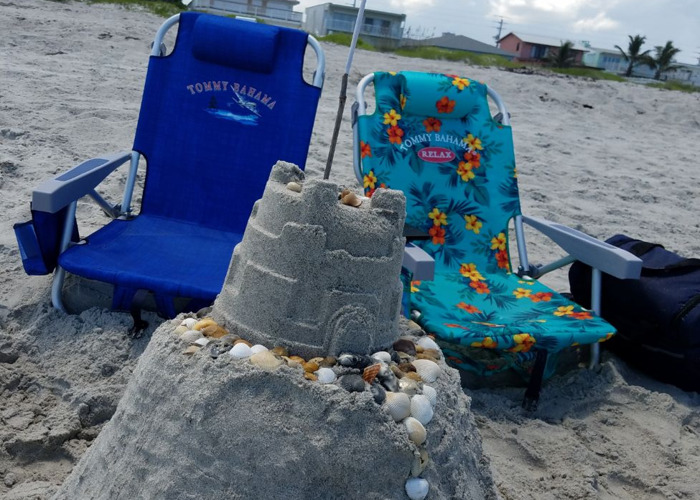 Beach chairs & Umbrellas  - 1