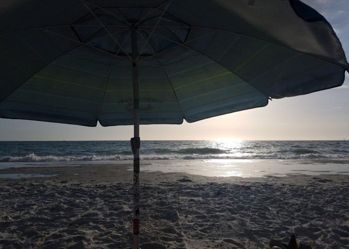 Beach chairs & Umbrellas  - 2