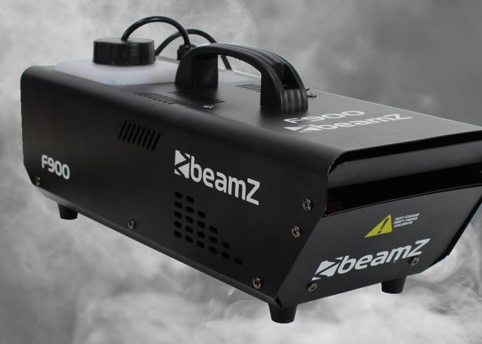 Beamz 900w Haze Machine - 1