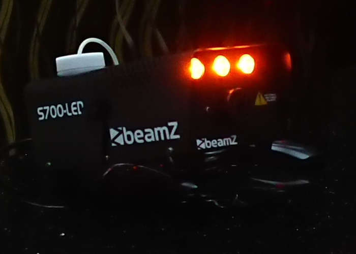Beamz S700-LED Smoke machine (smoke effect) +  - 1