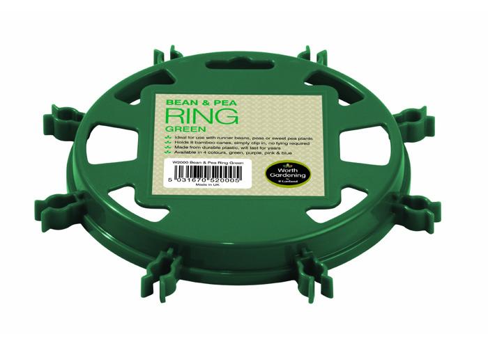 Bean & Pea Ring Green - 2