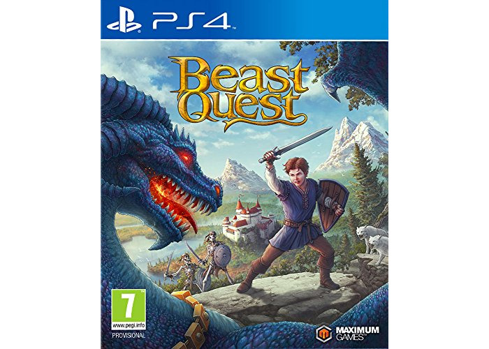 Beast Quest - The Official Game (PS4) [video game] - 1