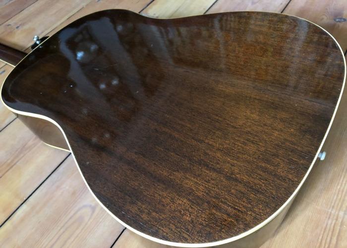 Beatles-era Gibson J-160E Acoustic Electric Guitar - 2