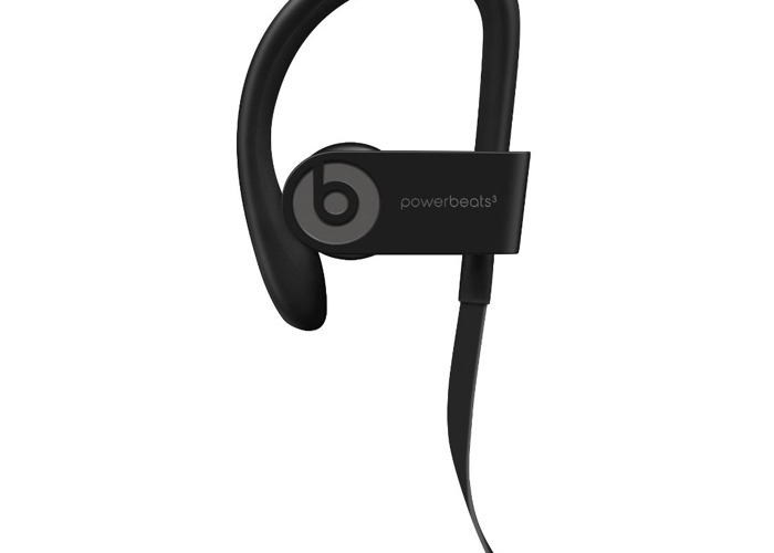 Beats By Dr. Dre Powerbeats 3 Wireless Earphones - Black - 2