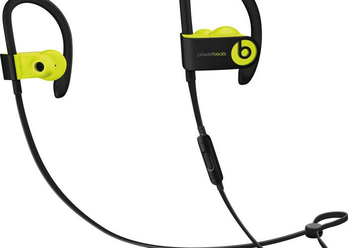 Beats by Dr. Dre Powerbeats3 Wireless Earphones Shock Yellow - 1