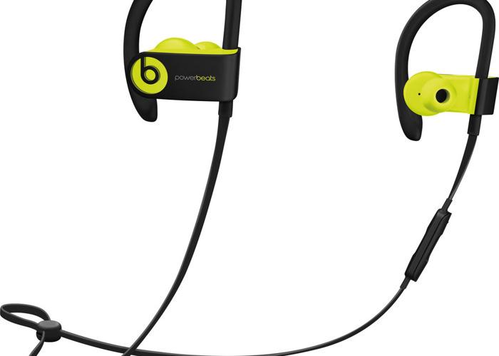 Beats by Dr. Dre Powerbeats3 Wireless Earphones Shock Yellow - 2