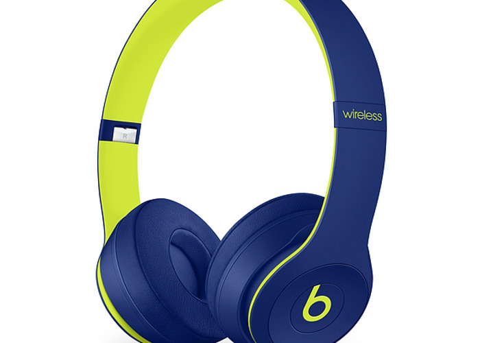 Beats Solo 3 - Pop Indigo - 1