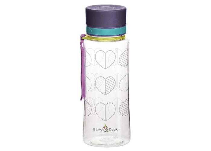 Beau & Ellliot Hydration Water Bottle, Confetti Outline - 1