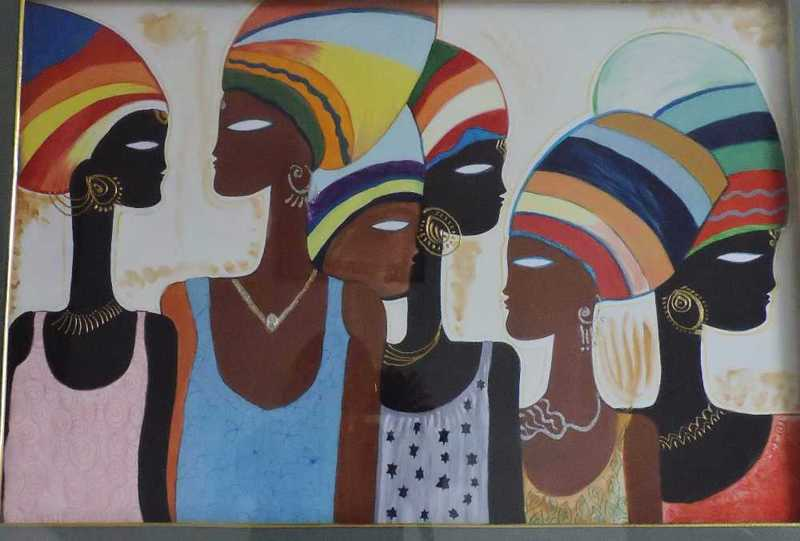 beautiful african ladies - 2