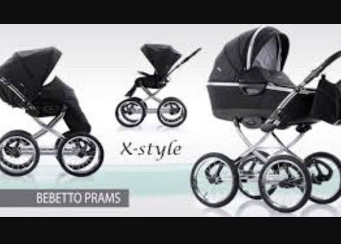 Bebetto X-Style Pram - 1