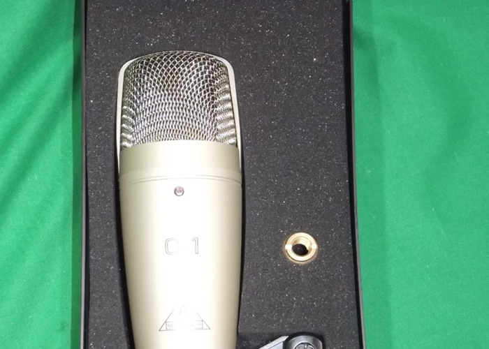 Behringer C-1 Condenser Microphone - 2