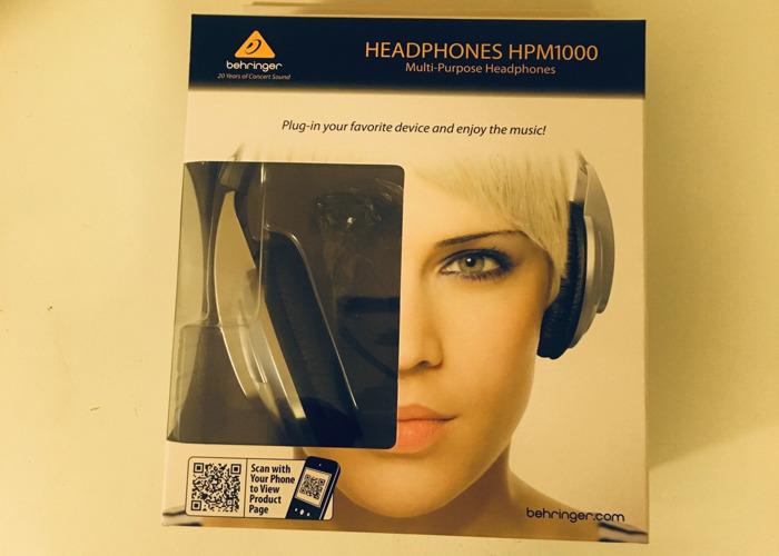 Behringer Headphones HPM1000 - 1