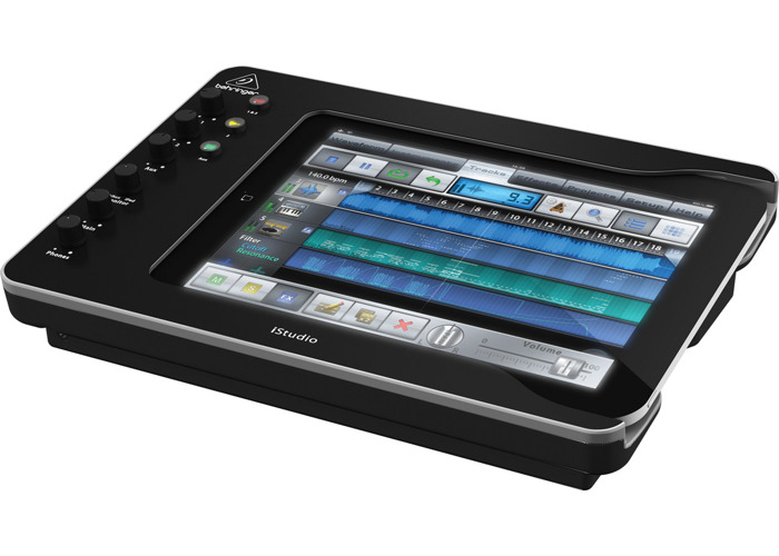 Behringer iStudio iS202 iPad Mixer Dock - 2