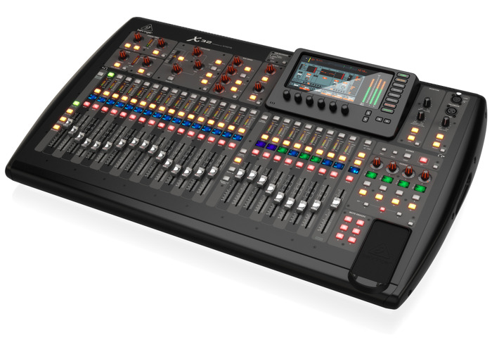 Behringer X32 Digital Mixing Console - 1