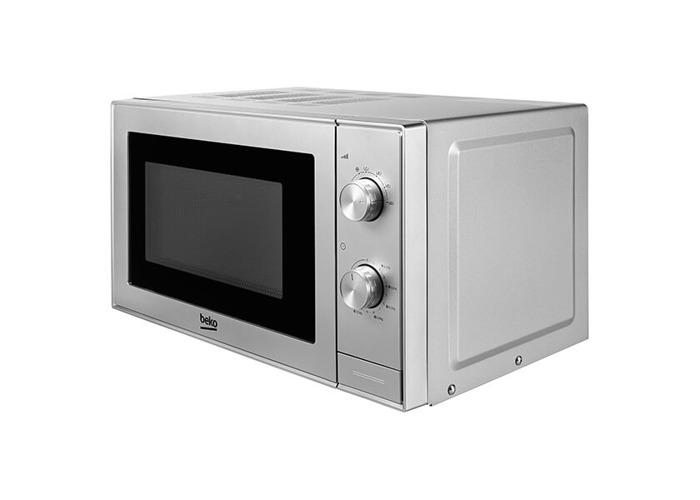 Beko 700 Watt / 20 Litre Microwave Silver - 1