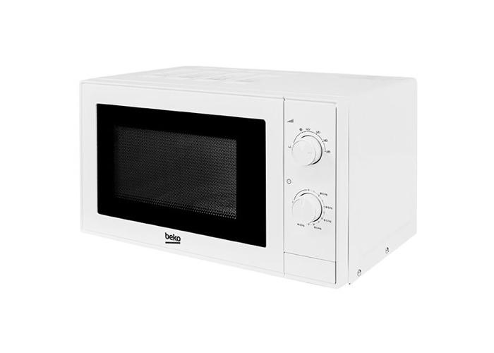 Beko 700 Watt / 20 Litre Microwave White - 1